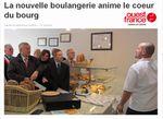 Une nouvelle boulangerie à Ste-Scolasse-sur-sarthe
