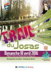 Versaille, 10 avril, Trail du Josas avec Amnesty