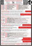 Programme du 24/08 au 12/09/2016
