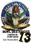 BOWL DES NEIGES 13