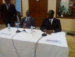 COUP DE THEATRE EN CENTRAFRIQUE LE RDC DE DESIRE KOLINGBA VIENT DE SIGNER UN ACCORD POLITIQUE AVEC L'URCA DE DOLOGUELE