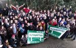 Initiative en transition : ALTERNATIBA ILE-DE-FRANCE PREND SON ENVOL VERS LE BOURGET 2015