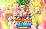 C'est la fête Dragon Ball Fusions débarque en Europe