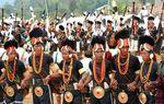 Bonne année du Nagaland