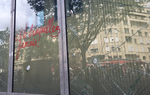 L'hôpital Necker vandalisé par des manifestants contre la loi travail.