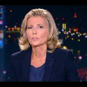 [2012 09 30] CLAIRE CHAZAL - TF1 - LE 20H @20H00