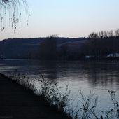 Bord de Seine... un soir d'hiver.. - La Seine, la Seine, la Seine..... La Seine... et Moi