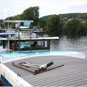 La vie à bord.. - La Seine, la Seine, la Seine..... La Seine... et Moi