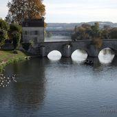 Le Vieux Pont.. (1) - La Seine, la Seine, la Seine..... La Seine... et Moi