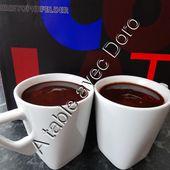 Sauce chocolat de Christophe Felder