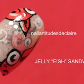 "Tuto ""Jelly Fish Sandwich"""