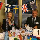 """20 SEPT - SENAT - """" L'Union européenne après le référendum britannique - perspectives suédoises """" par S.E. Madame l'Ambassadeur de Suède en France - le site de l'I.R.C.E. Institut de Recherche et de Communication sur l'Europe - www.irce-oing.eu"""