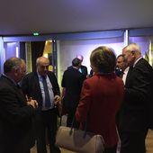 """11 OCT. 2016 - Ecole Militaire - Alain JUILLET : """" Et pourquoi pas une intelligence économique européenne ? """" - le site de l'I.R.C.E. Institut de Recherche et de Communication sur l'Europe - www.irce-oing.eu"""