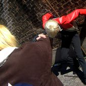 Cosplay - FAIL & Garou MOTW -
