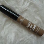Review: essence Make me brow Eyebrow Gel Mascara - the.penelopes.overblog.com