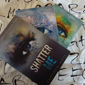Buchbewertung: 'Shatter me' (Trilogie) - the.penelopes.overblog.com