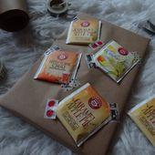Geschenkeverpacken für Tee-Liebhaber - the.penelopes.overblog.com