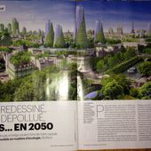 PARIS en 2050 ! - Art en images