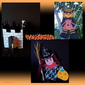 3 EME ATELIER D'HALLOWEEN 2014 - CLG Création Version 2.0