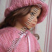 tuto gratuit poupée : chapeau - laramicelle