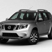 Nissan Terrano...présentation officielle!