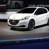 Peugeot 208...ce n'est que le début! - FranceAuto-actu - actualité automobile régionale et internationale
