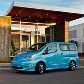Nissan e-NV 200...il arrive! - FranceAuto-actu - actualité automobile régionale et internationale