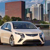 Opel Ampera...la fin approche! - FranceAuto-actu - actualité automobile en France et à l'étranger