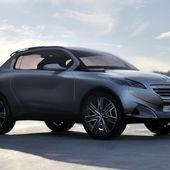 Un nouveau crossover chez Peugeot ? - FranceAuto-actu - actualité automobile en France et à l'étranger
