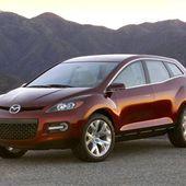 Mazda: le retout du CX-7 pour bientôt? - FranceAuto-actu - actualité automobile régionale et internationale