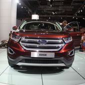 Le Ford Edge arrive en Europe! - FranceAuto-actu - actualité automobile régionale et internationale