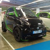 Essai de la Smart Fortwo Brabus electric drive! - FranceAuto-actu - actualité automobile régionale et internationale