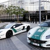 La police de Dubaï fait sa promotion! - FranceAuto-actu - actualité automobile régionale et internationale