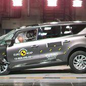 Entrée magistrale pour le nouvel Espace! - FranceAuto-actu - actualité automobile régionale et internationale