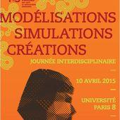 Modélisations, Simulations, Créations - Corps en Immersion