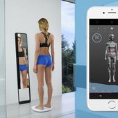 The World's First 3D FITNESS TRACKER - Corps en Immersion