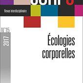 Revue Corps 15 - Ecologies corporelles - Corps en Immersion