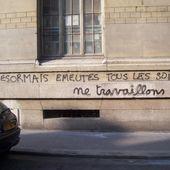 VIOLENCE DU POUVOIR / VIOLENCE DE LA RUE