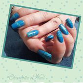 Nailart AQUABULLES