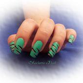 Nail art griffé