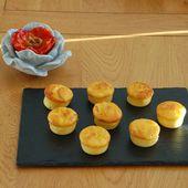 Mini muffins au citron - Cuisine &amp&#x3B; Déco a quatre mains .