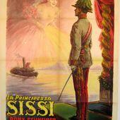 Sissi : affiches de film