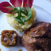 Gigot de 7 heures - Les Secrets de Cuisine de Christine