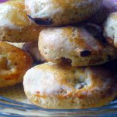 Scones raisins et abricots secs - Les Secrets de Cuisine de Christine