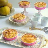 """Tarte normande pour """"On craque pour les pommes"""" - Les Secrets de Cuisine de Christine"""