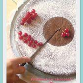 """Fondant au chocolat et à la compote de pommes pour """"Cuisinons avec et pour les enfants"""" - Les Secrets de Cuisine de Christine"""
