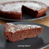 Gâteau Bellevue de Christophe Felder - Cooking Milie