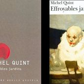 Michel Quint : Effroyables jardins (2000) - Le blog de Claude LE NOCHER