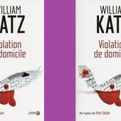 William Katz : Violation de domicile (Presses de la Cité, 2013) - Le blog de Claude LE NOCHER