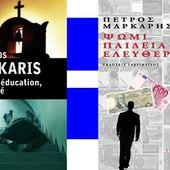 Petros Markaris : Pain, éducation, liberté (Éd.Seuil, 2014) - Le blog de Claude LE NOCHER